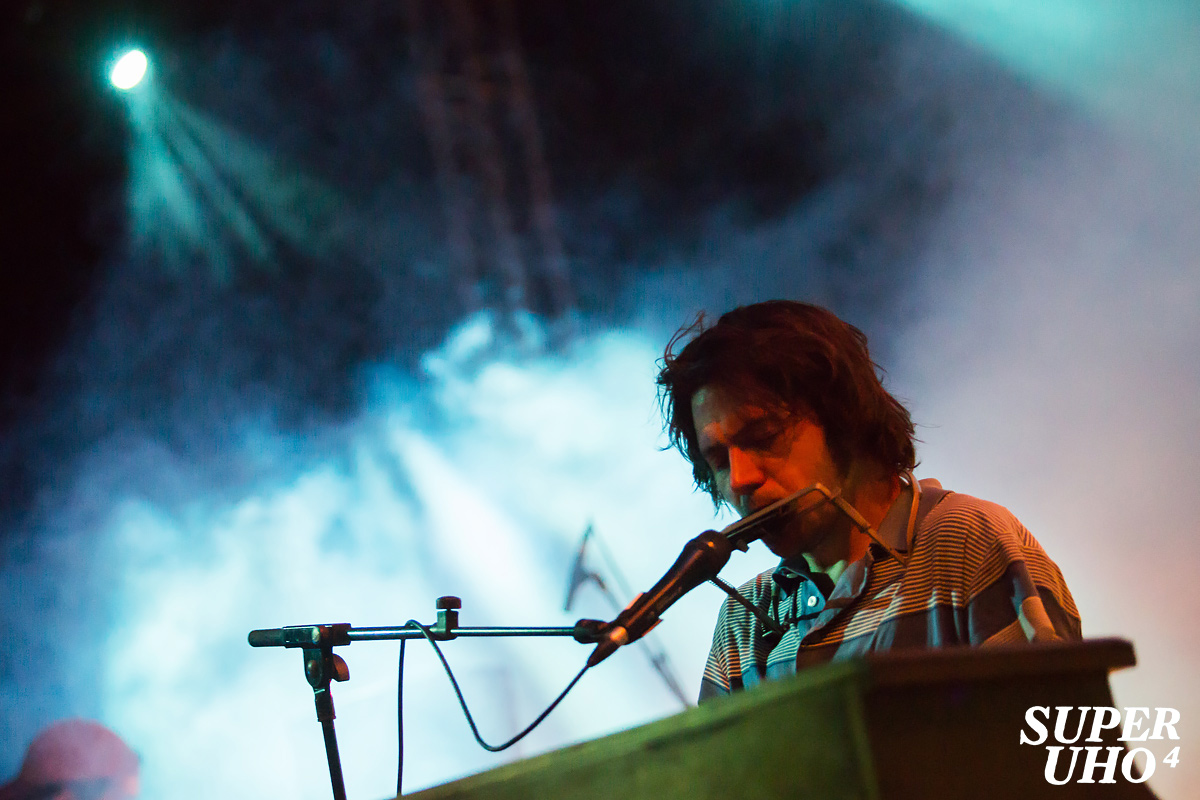 Conor Oberst na 4. SuperUho festivalu u Primoštenu (Foto: Tomislav Sporiš)