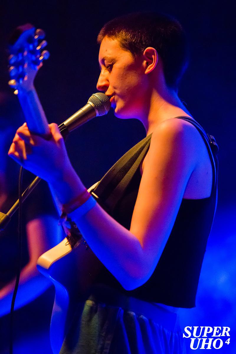 Frankie Cosmos na 4. SuperUho festivalu u Primoštenu (Foto: Tomislav Sporiš)