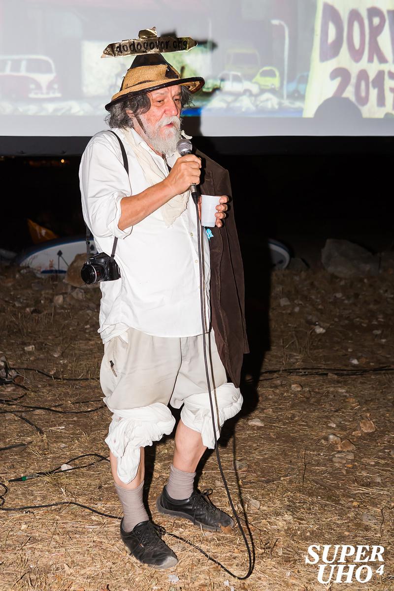 Marko Brecelj na 4. SuperUho festivalu u Primoštenu (Foto: Tomislav Sporiš)
