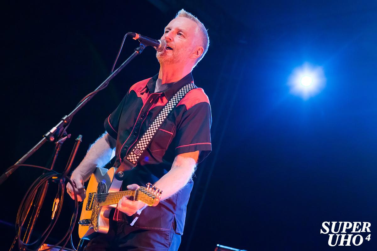Billy Bragg  na 4. SuperUho festivalu u Primoštenu (Foto: Tomislav Sporiš)