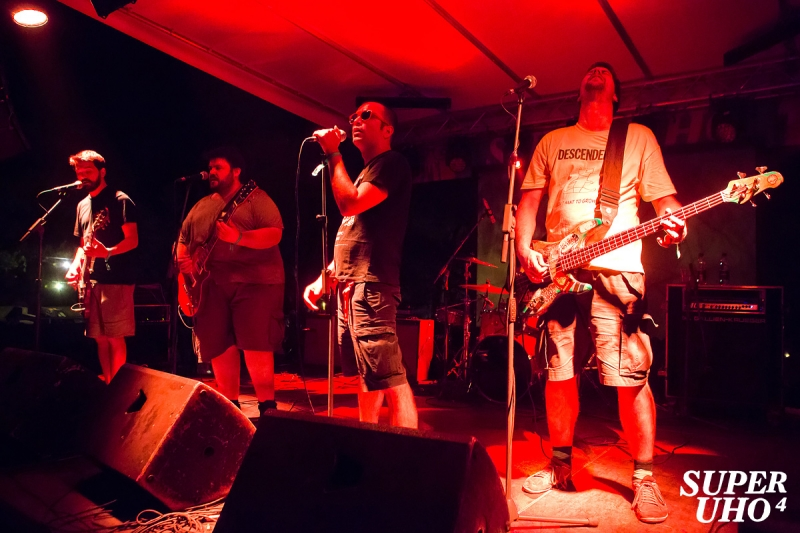 Mašinko na 4. SuperUho festivalu u Primoštenu (Foto: Tomislav Sporiš)