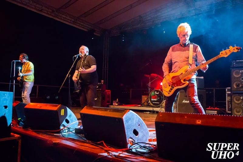 Buzzcocks na 4. SuperUho festivalu u Primoštenu (Foto: Tomislav Sporiš)