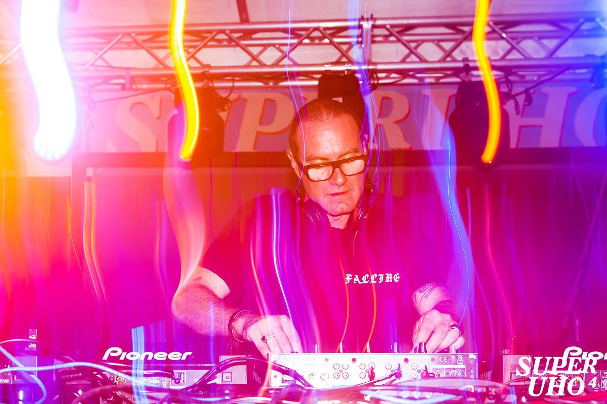 James Lavelle na 4. SuperUho festivalu u Primoštenu (Foto: Tomislav Sporiš)