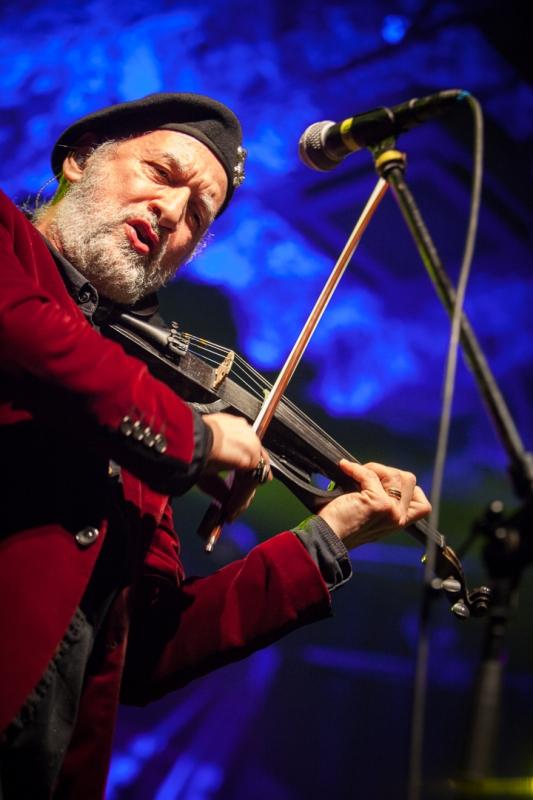 Gogol Bordello u Tvornici kulture (Foto: izidor Tačković)