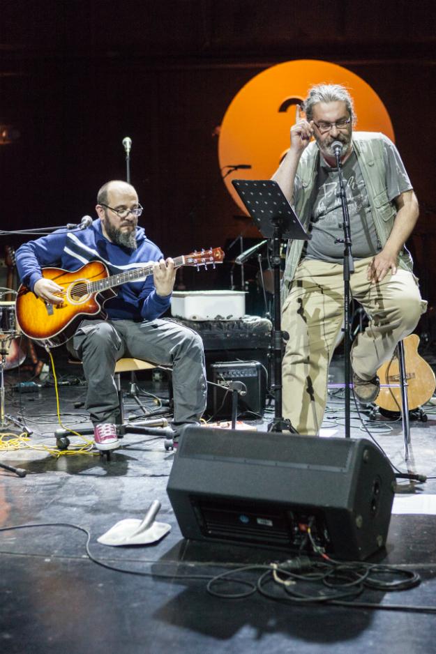 Duo List na MIMO-u u dvorani Gorgona MSU-a (Foto: Izidor Tačković)