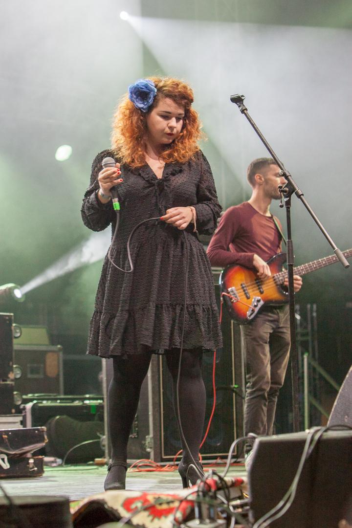 Luce na 12. Pozitivnom koncertu u Domu sportova (Foto: Izidor Tačković)