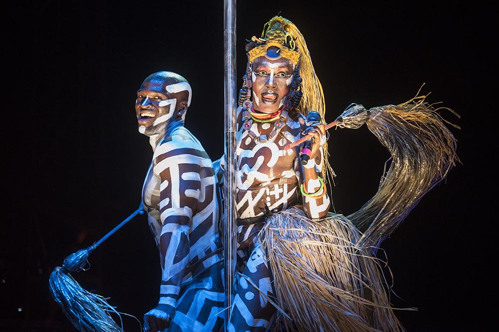 Grace Jones u Pulskoj areni na otvorenju Dimensions festivala (Foto: Vedran Metelko)