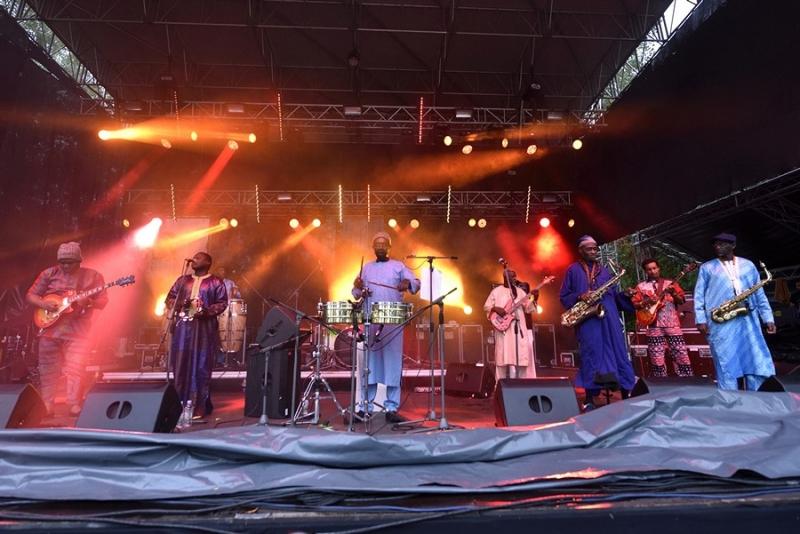 Orchestra Baobab na 12. INmusicom (Foto: Vedran Metelko)