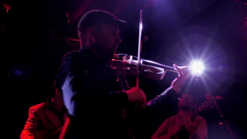 Barcelona Gipsy BalKan Orchestra u Močvari (Foto: Zoran Stajčić)