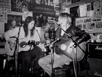 Nirvana u Southern baru 1991. (Izvor: Youtube)