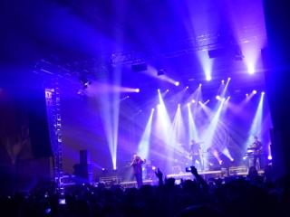 VNV Nation na 26. Wave-Gothic-Treffen u Leipzigu (Foto: Tomislav Ljubojević)