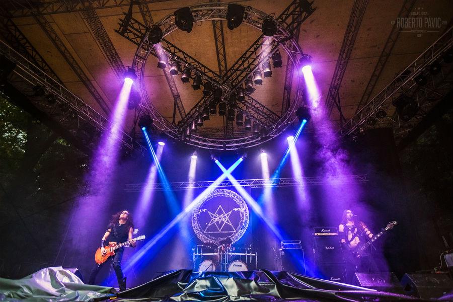 Absu na Metaldays 2017 (Foto: Roberto Pavić)