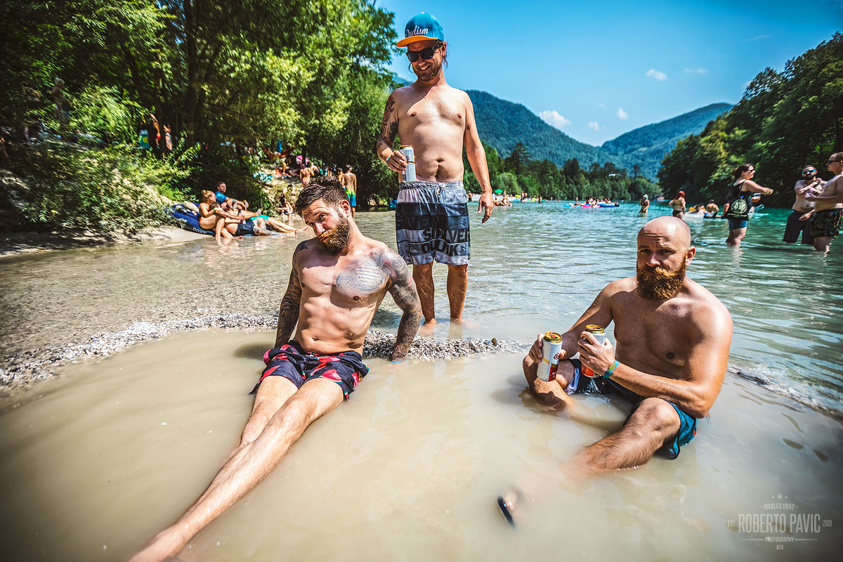 Punk Rock Holiday 2017, Tolmin (Foto: Roberto Pavić)