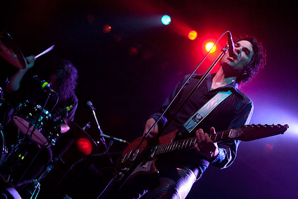 The Jon Spencer Blues Explosion u Zagrebu (Foto: Tomislav Sporiš)
