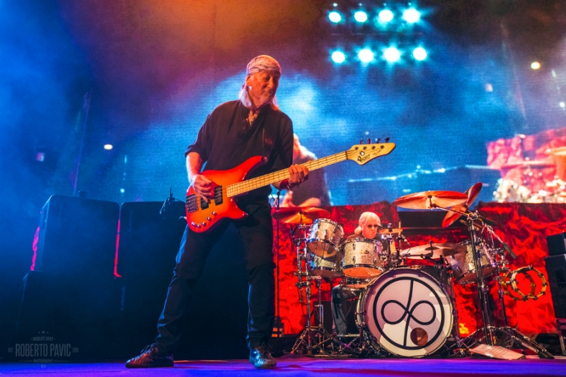 Deep Purple u Areni Zagreb (Foto Roberto Pavić)