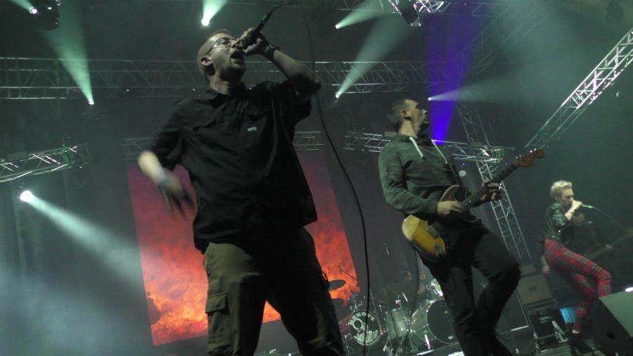 Elemental na Pozitivnom koncertu u Domu sportova (Foto: Zoran Stajčić)