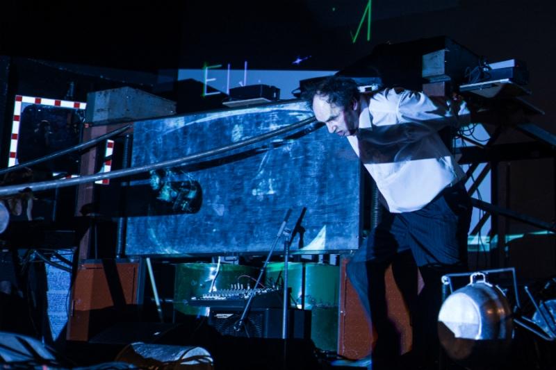 Prvi šahtofonski bend u Kinu SC (Foto: Ivan Gundić)