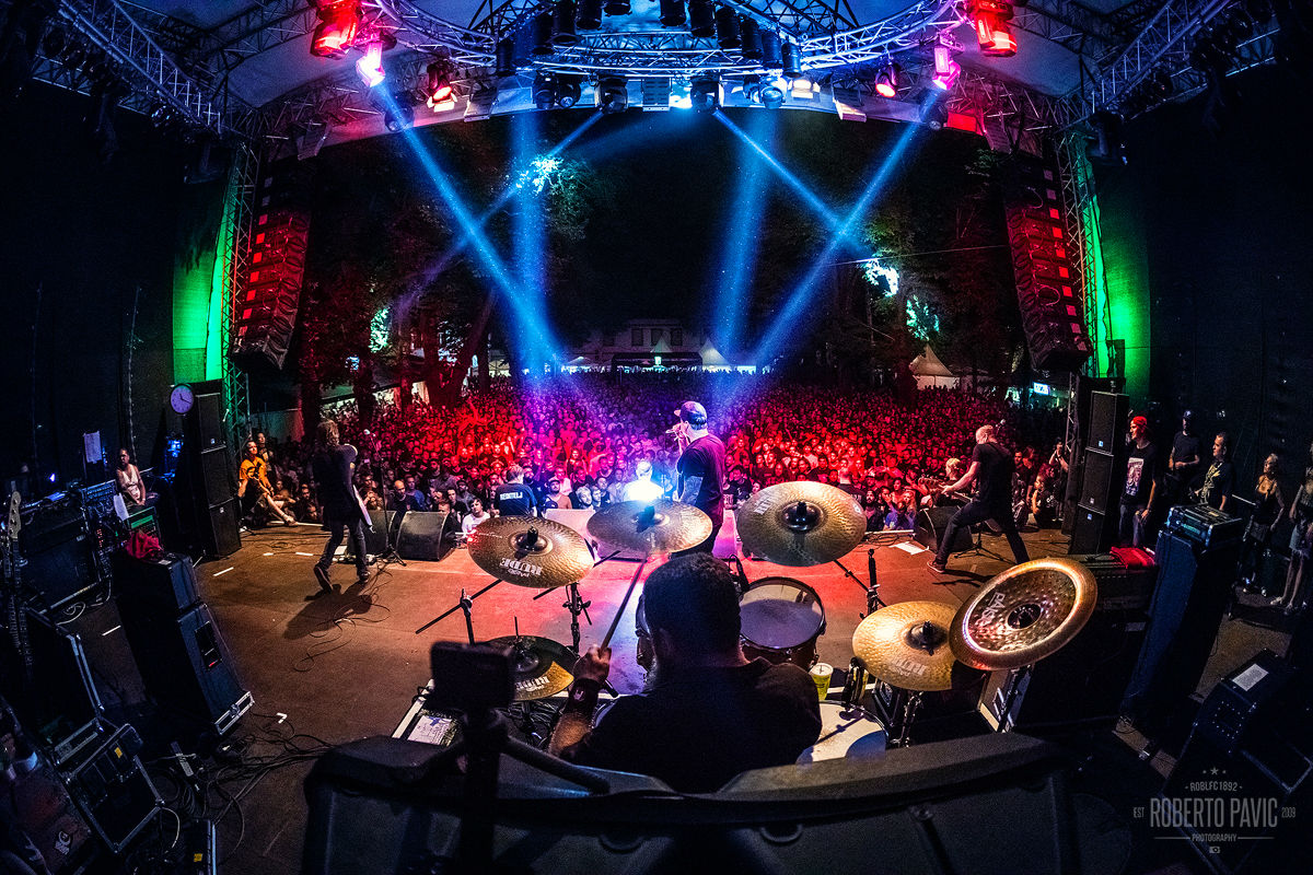 Ignite - Punk Rock Holiday 2017, Tolmin (Foto: Roberto Pavić)