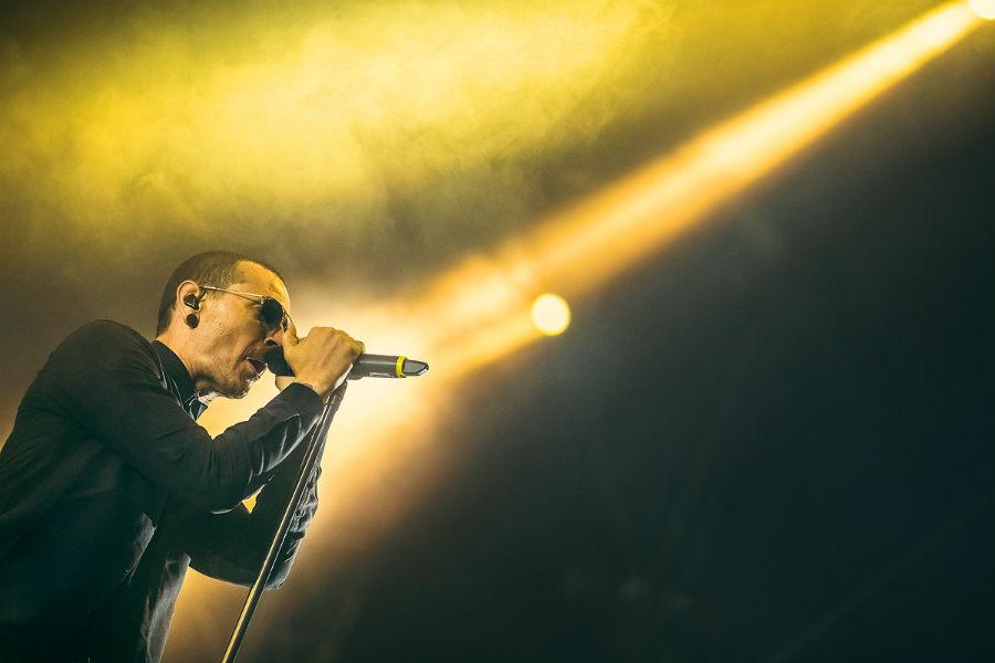 Linkin Park na Nova Rock 2017 festivalu (Foto: Roberto Pavić)