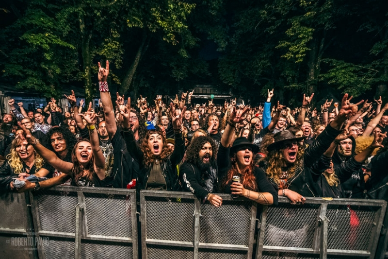 Loudness na Metaldays 2017 (Foto: Roberto Pavić)