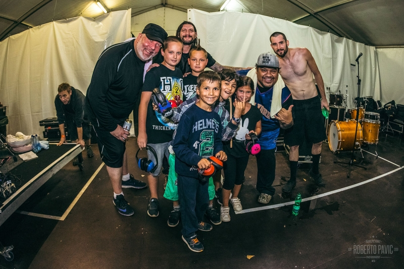 Madball - Punk Rock Holiday 2017, Tolmin (Foto: Roberto Pavić)