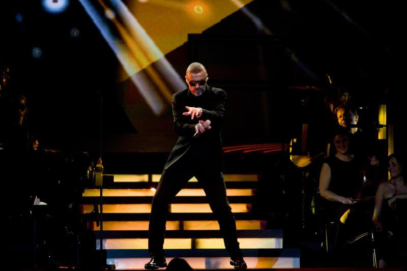 George Michael u Zagrebu (Foto: Nino Šolić)