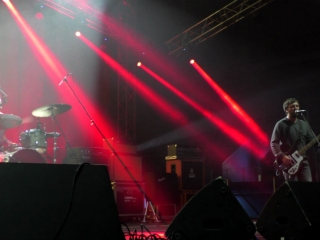 Otrovna Kristina na Pozitivnom koncertu u Domu sportova (Foto: Zoran Stajčić)