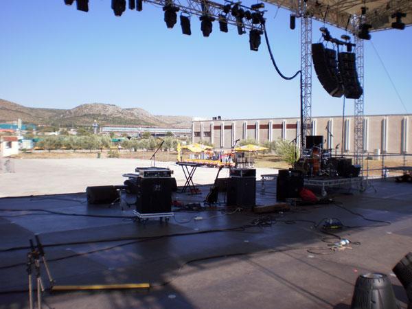 Terra stage (Foto: Dražen Vujović)