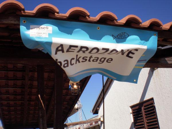 Aerozone backstage (Foto: Dražen Vujović)