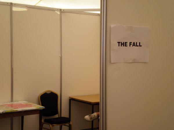 Unutar backstagea (Foto: Dražen Vujović)