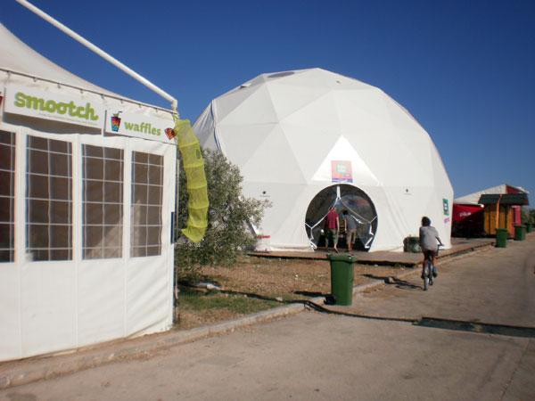Bonbon šator (Foto: Dražen Vujović)