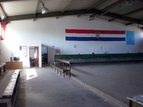 Pogled na Press centar (Foto: Dražen Vujović)