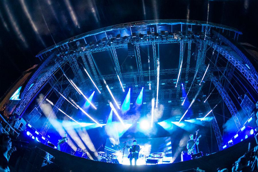 Pendelum na Nova Rock 2017 festivalu (Foto: Roberto Pavić)