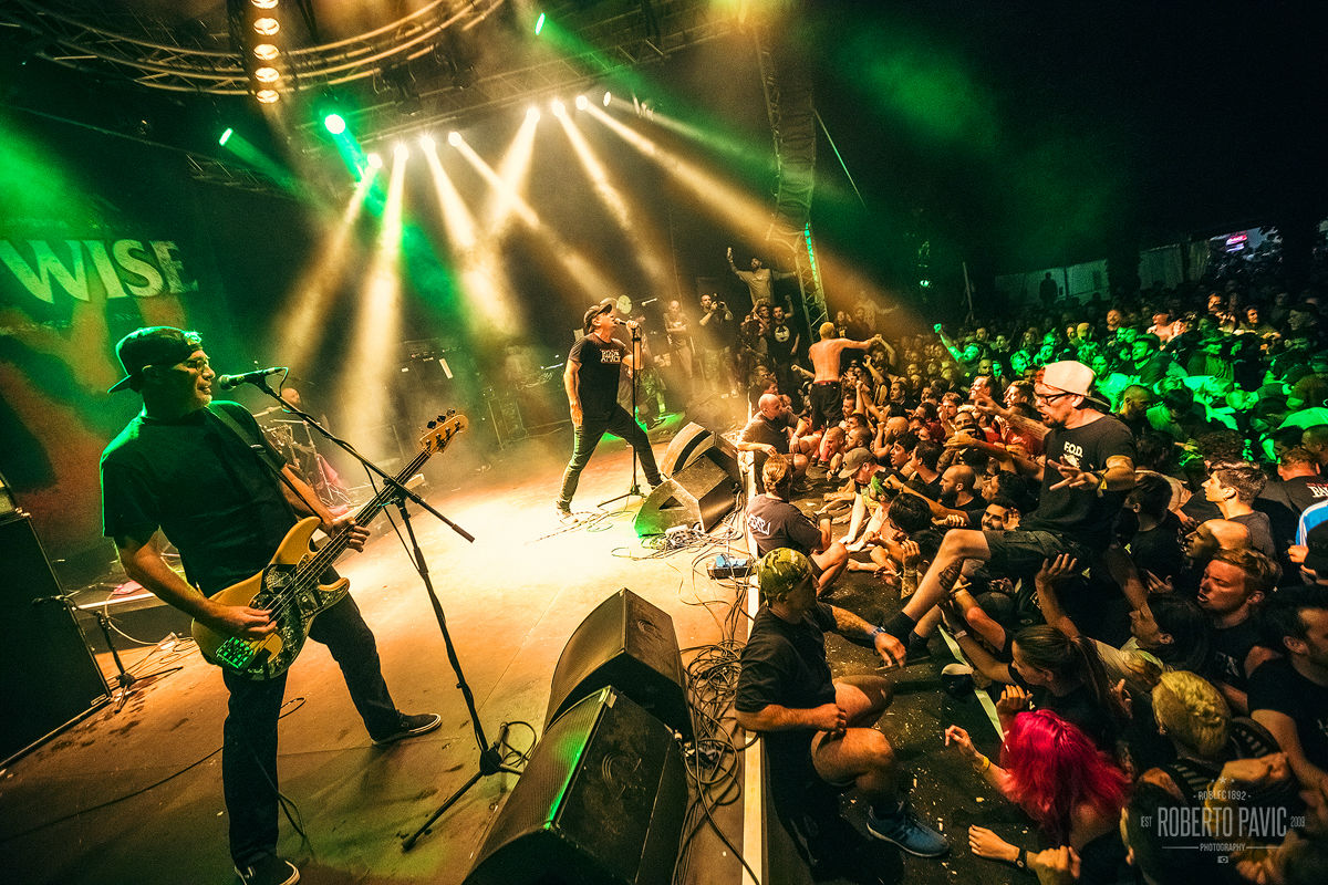 Pennywise - Punk Rock Holiday 2017, Tolmin (Foto: Roberto Pavić)