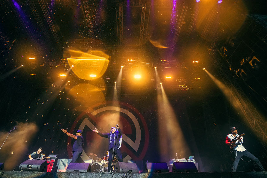 Prophets Of Rage na Nova Rock 2017 festivalu (Foto: Roberto Pavić)