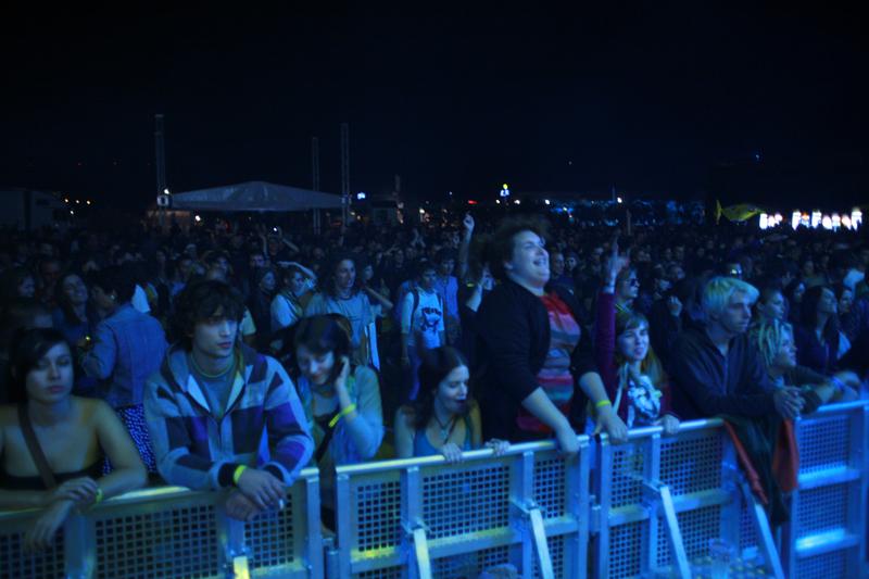 Publika ispred Terra stagea (Foto: Nino Šolić)