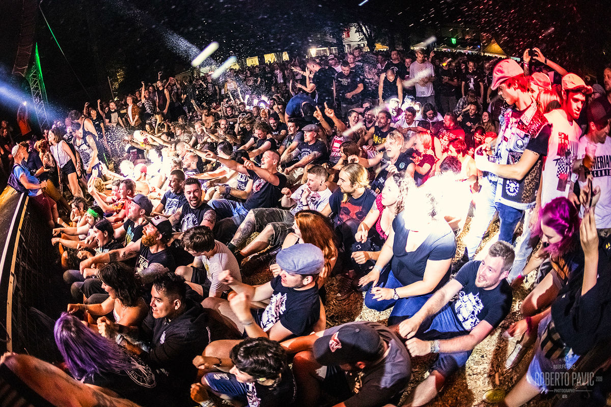 The Real McKenzies - Punk Rock Holiday 2017, Tolmin (Foto: Roberto Pavić)
