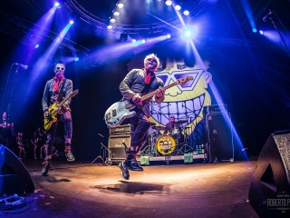 The Toy Dolls - Punk Rock Holiday 2017, Tolmin (Foto: Roberto Pavić)
