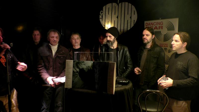 Promocija albuma Vrijeme je da se krene u Jabuci - Majke iz 1996. na okupu (Foto: Zoran Stajčić)