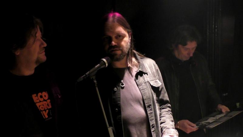 Kruno Domaćinović - Promocija albuma Vrijeme je da se krene Majki u Jabuci (Foto: Zoran Stajčić)