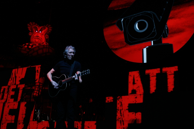 Roger Waters: The Wall u Zagrebu (Foto: Zoran Stajčić)
