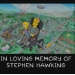Emotivni hommage Simpsona svom čestom gostu, Stephenu Hawkingu
