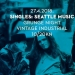 Grunge night u Vintage Industrialu uz Singles Band