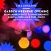 Garden weekend opening u Vintage Industrialu
