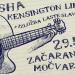Elisha, Kensington Lima i izložba u 'Začaranoj Močvari'
