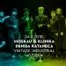 Moskau i Klinika Denisa Kataneca u Vintage Industrial Baru