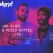 Slurp! Vol. 2: Jan Kinčl & Regis Kattie – live