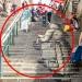 Nakon što je Mislav Lešić oslikao je glavne stepenice tržnice Dolac, niknule još četiri nove instalacije u Zagrebu