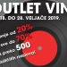 Outlet vinila u Dancing Bear shopu