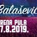 Đorđe Balašević u pulskoj Areni